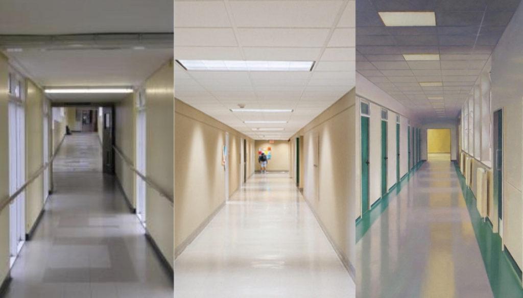 Sjukhus, skola eller fängelse?